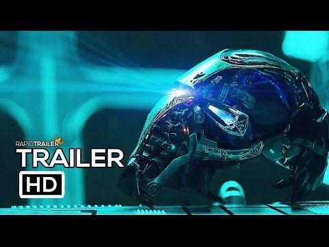 Play AVENGERS 4: ENDGAME Official Trailer (2019) Marvel, Superhero Movie HD