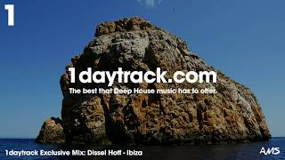 Monthly Mix April '16 | Dissel Hoff - Ibiza | 1daytrack.com