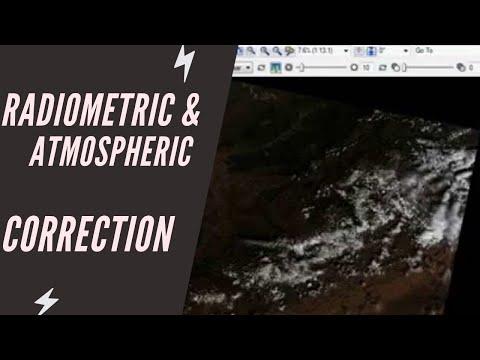 Envi 5_ Radiometric Correction and Atmospheric