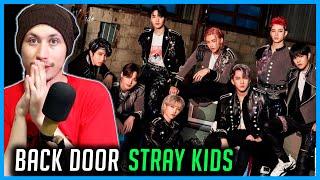 REAGINDO A Stray Kids Back Door M/V