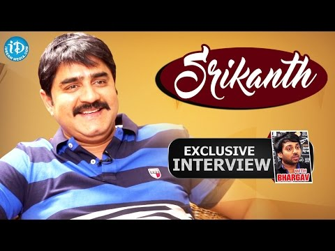 Actor Srikanth Exclusive Interview || Talking Movies With iDream # 107