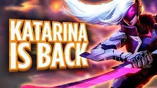 KATARINA IS BACK! 👀