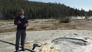 Yellowstone Volcano Observatory Monthly Update: October 1, 2019