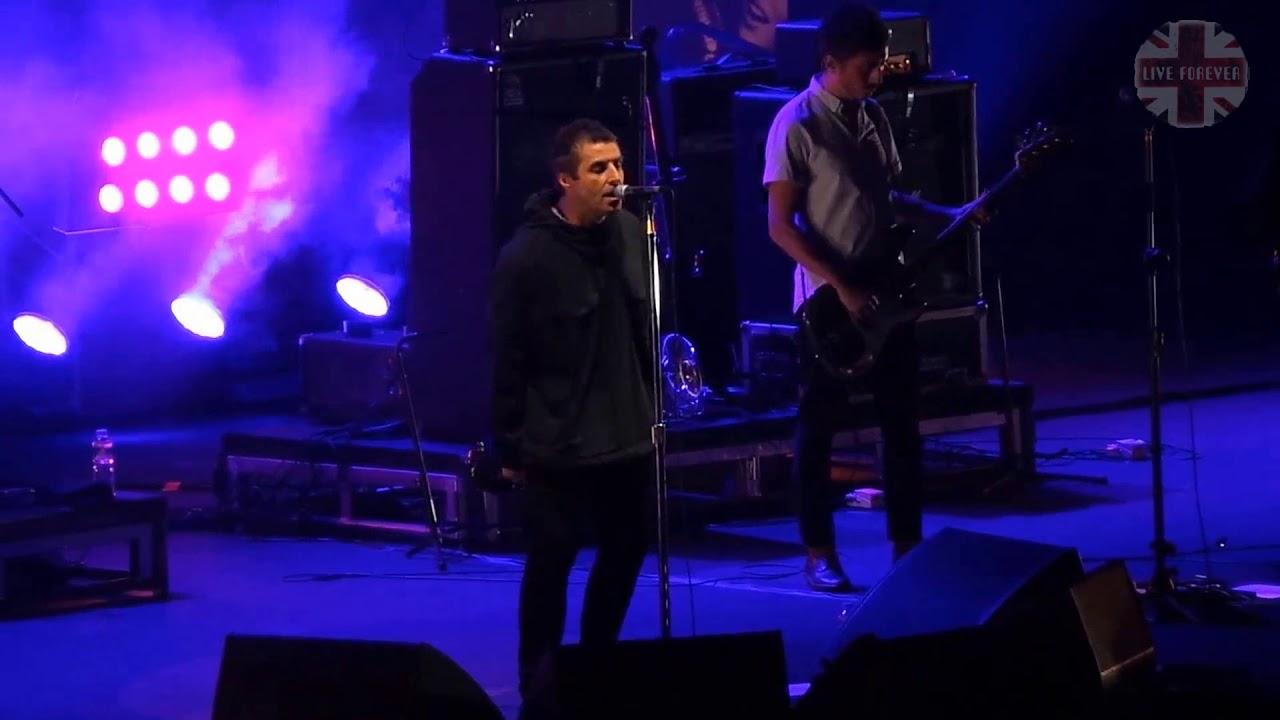 Liam Gallagher EH LA Live Manila HQ BEST AUDIO QUALITY August 2017 ...