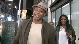 Eddie George To Kelly Ripa -- I'll Replace Strahan ...For Cheap!! | TMZ