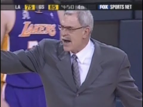Phil Jackson Ejected, Un-ejected