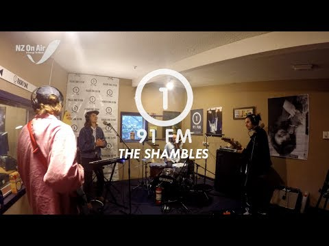 The Shambles - Radio One 91FM Live to air