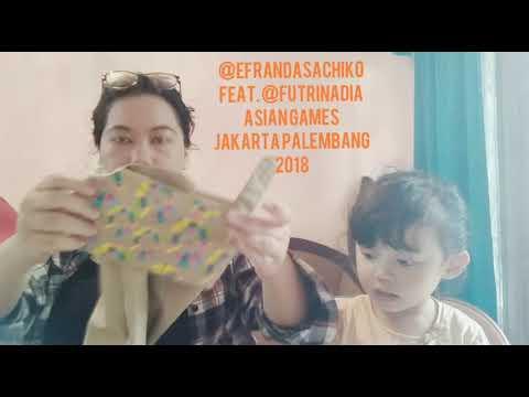 UNIFORM VOLUNTEER ASIAN GAMES JAKARTA PALEMBANG 2018, INDONESIA❤️