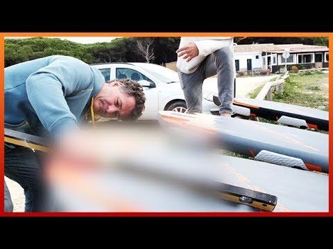 WINDSURF BOARD DEVELOPEMENT: JP Australia Slalom 2020 | Vlog