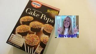 Recensione Cake Pops Cameo