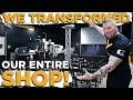 Tour of Our Newly Designed CNC Machine Shop | Vlog #70