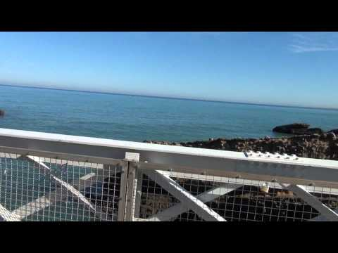 Biarritz Francja Akwitania