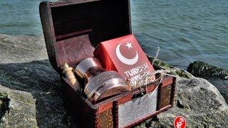 Кофе подарочный набор Грёзы Султана промо обзор / Coffee set of Dreams of Sultan