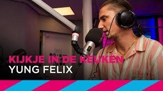 Yung Felix ontleedt 'Draai Het Om' van BOEF | SLAM!