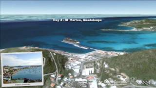 "Carnival Miracle Video ""8 Nt Southern Caribbean Cruise"" Ex Fort Lauderdale"