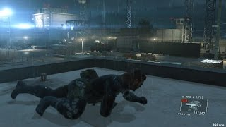 [60fps]Metal Gear Solid V Ground Zeroes PC Gameplay