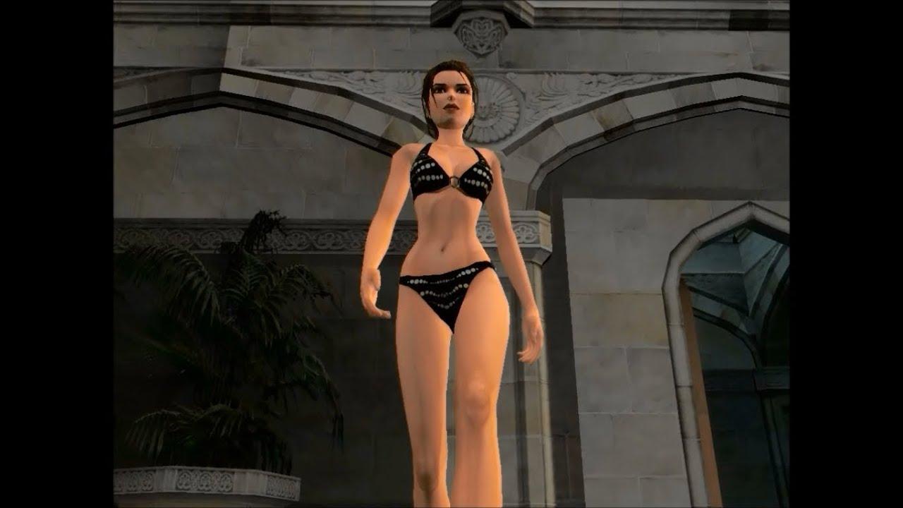 Bikini legend pic raider tomb