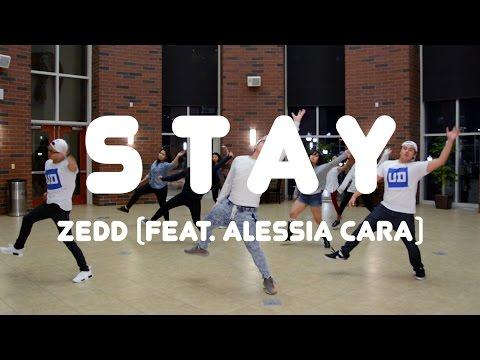 Stay (feat. Alessia Cara) - Zedd | Robe Bautista Choreography