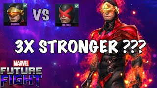 A VILLAINOUS UPGRADE ?? CYCLOPS GETS 3 TIMES MORE DAMAGE!! | Marvel Future Fight