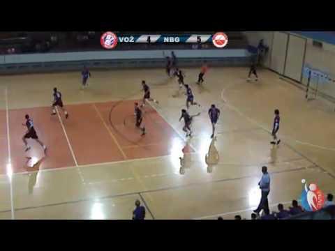 02.10.2016. RK SC Vozdovac - RK Novi Beograd