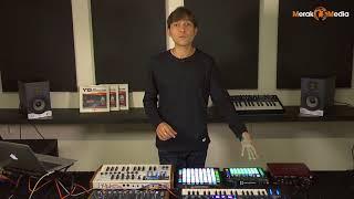 23. Tutoría Online - Cómo hacer un track (II): Crear la melodía con David Amo