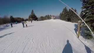 Camelback Mountain Skiing - All The Black Diamonds (Includes T…