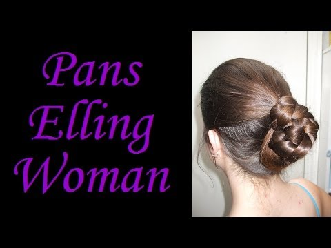 Pans Variation on Elling Womans Style