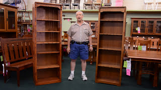 Barn Furniture - Mission Bookcases