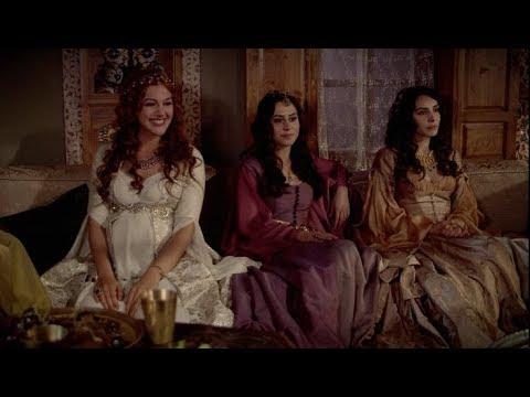 las 4 esposas de suleiman, especial 2000 subs. gracias!
