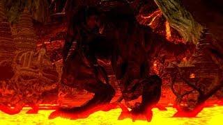 Dark Souls - Lost Izalith SHORTCUT