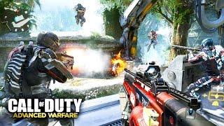 Call of Duty: Advanced Warfare - Double XP, Elite Bonus Weekend Gameplay! (AW Multiplayer Gameplay)