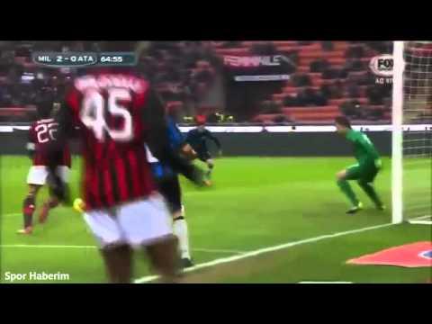 Kaka -Ricardo Izecson dos Santos Leite-   100 goal's in AC Milan !