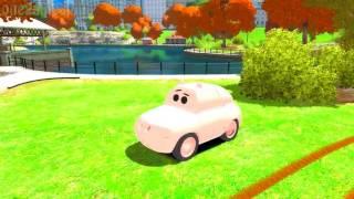 Disney cars Pixar HAMM Children s Songs Nursery Rhymes
