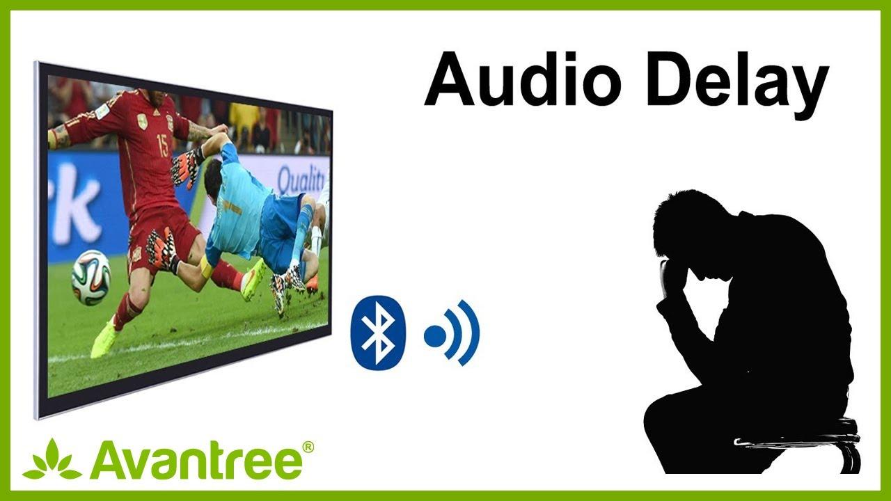 Bluetooth audio delay demo - aptX Low Latency vs other codecs