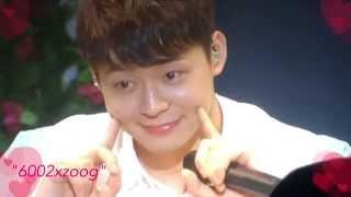150712 かわいいユチョン❤️촤아아악〜! ALL ABOUT YU♡ #YuchunFMinNagoya