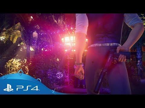 HITMAN 2   Gameplay Launch Trailer   PS4