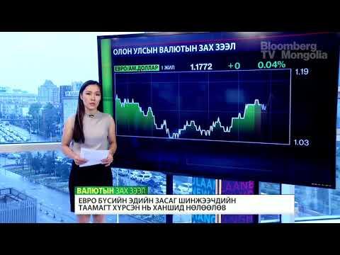 Олон улсын валютын зах зээл - 2017.08.17
