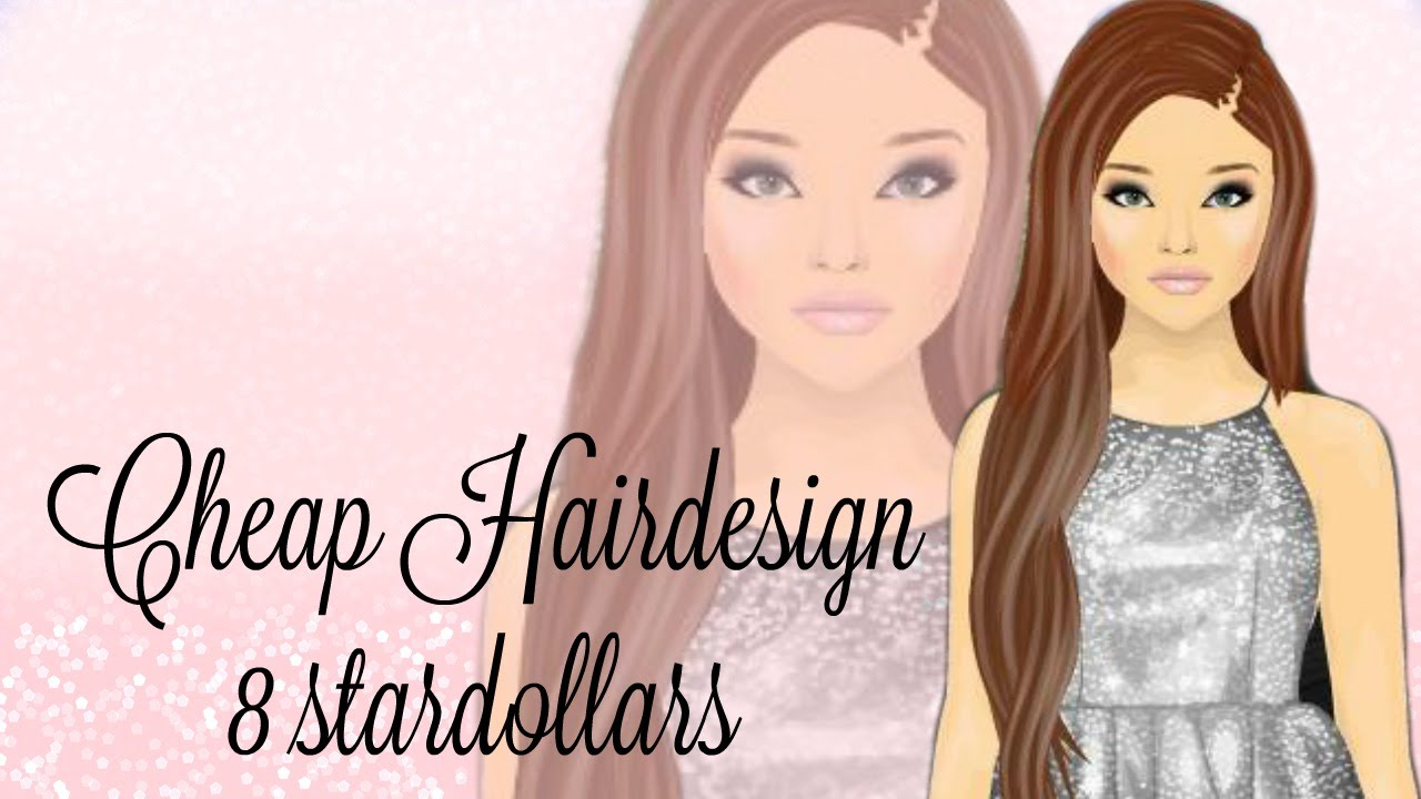 stardoll cheap 8 stardollars hair