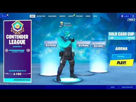 How To Change Fortnite Server Region To Play Cash Cups