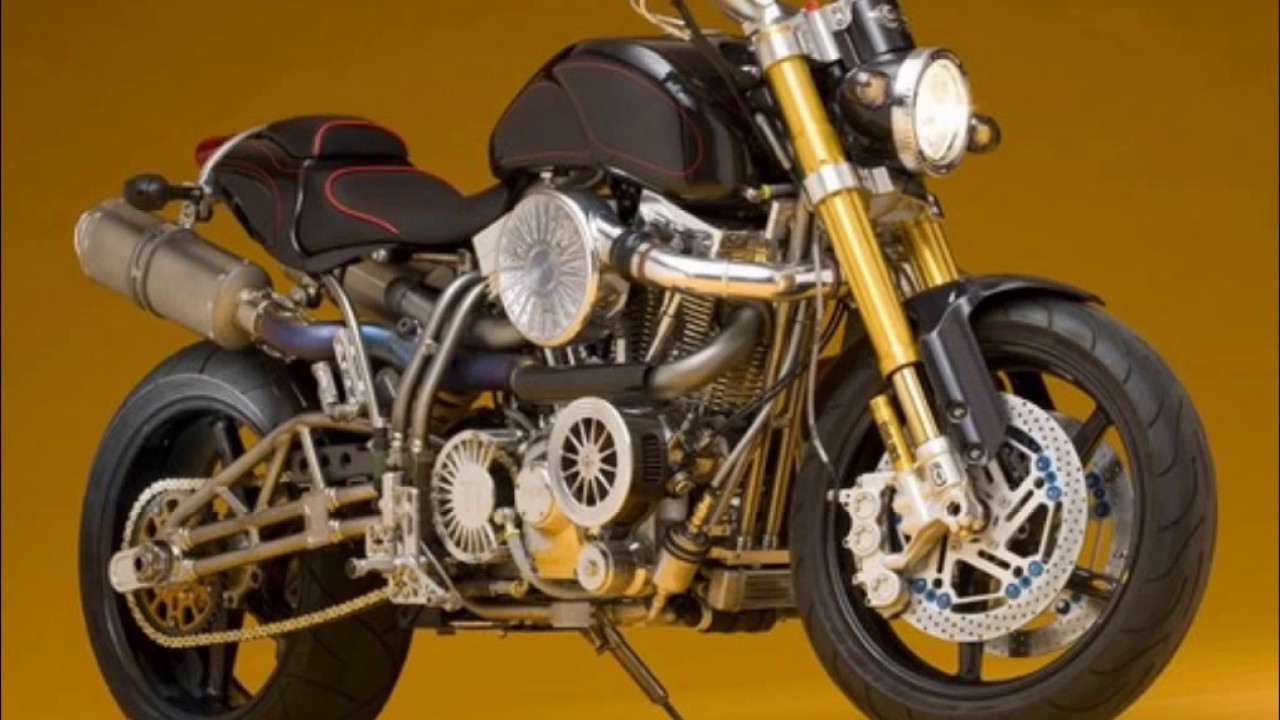 Ecosse Titanium Series FE Ti XX, la moto más cara del mundo - YouTube