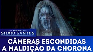 A Maldição da Chorona - The Curse of La Llorona Prank | Câmeras Escondidas (14/04/19)