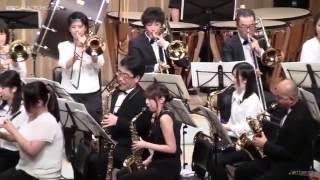 音民ウインドアンサンブル結成10周年記念 第5回定期演奏会 OTO-BEAT 201...