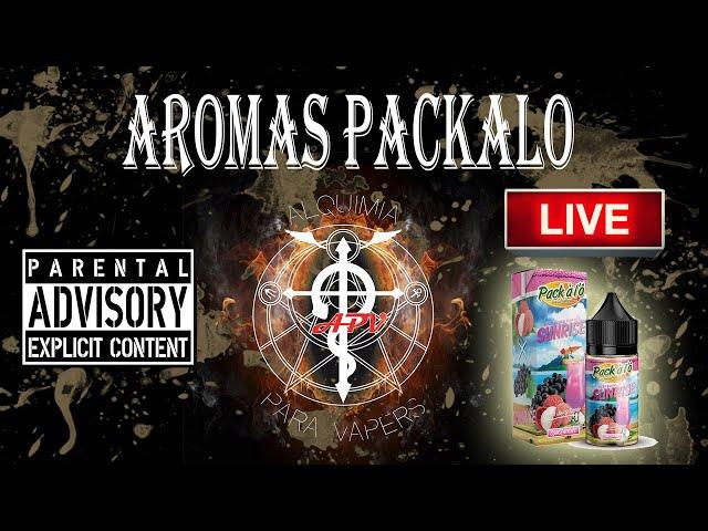 APV 176. Revisión Aromas Pack à l'Ô