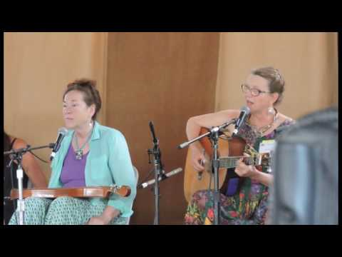Sally Rogers & Claudia Schmidt  Prudence Crandall  Old Songs Festival, 62616