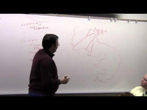 Brandon Sanderson Lecture 9: World Building Geography Part 1 (3/7)