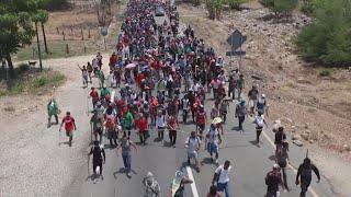 Mexique: la montée des sentiments anti-migrants