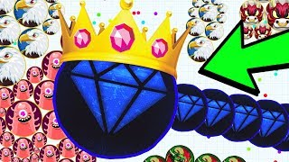 THE AGAR.IO KING IS BACK! Ultimate Agario Best Moments Compilation!
