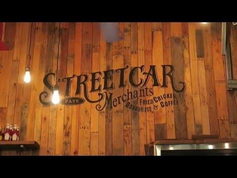 StreetCar Merchants of Fried Chicken, Doughnuts, & Coffee