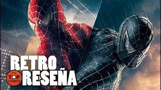 Retro Reseña Spider-Man 3 ¿Tan mala realmente?