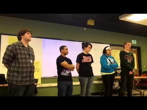 Fort Wayne Student New Tech Panel 3.5.13